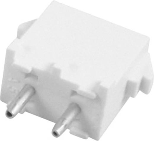 TE Connectivity 350786-1 Stiftgehäuse-Platine Universal-MATE-N-LOK Polzahl Gesamt 2 Rastermaß: 6.35 mm 1 St.