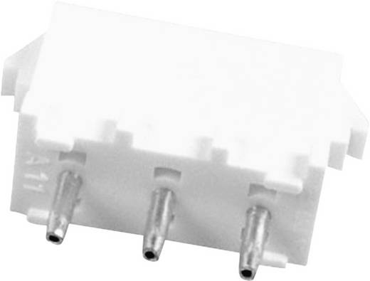 Stiftgehäuse-Platine Universal-MATE-N-LOK Polzahl Gesamt 3 TE Connectivity 350429-4 1 St.