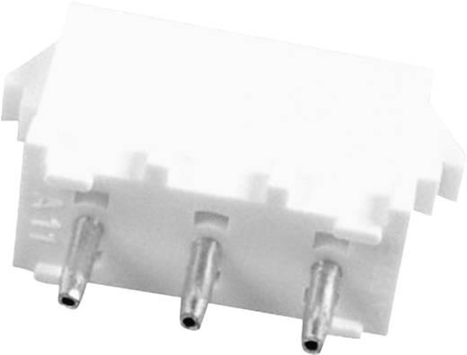 TE Connectivity 350789-1 Stiftgehäuse-Platine Universal-MATE-N-LOK Polzahl Gesamt 3 Rastermaß: 6.35 mm 1 St.