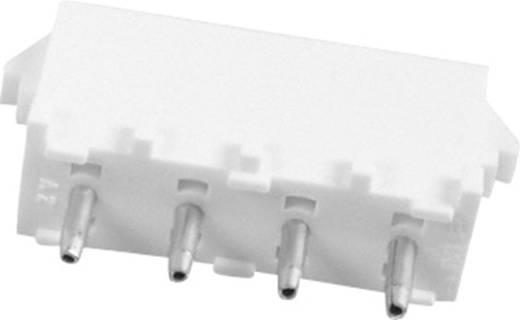 Stiftgehäuse-Platine Universal-MATE-N-LOK Polzahl Gesamt 4 TE Connectivity 350792-1 Rastermaß: 6.35 mm 1 St.