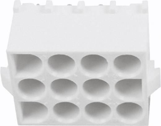 Stiftgehäuse-Platine Universal-MATE-N-LOK Polzahl Gesamt 12 TE Connectivity 0-0350713-1 1 St.