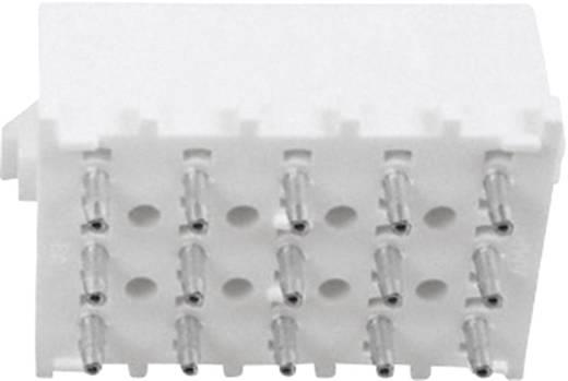 Stiftgehäuse-Platine Universal-MATE-N-LOK Polzahl Gesamt 15 TE Connectivity 350434-1 1 St.