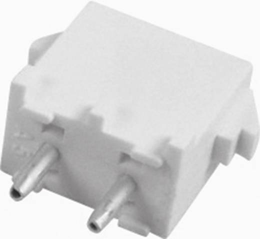 Buchsengehäuse-Platine Universal-MATE-N-LOK Polzahl Gesamt 3 TE Connectivity 350760-4 1 St.