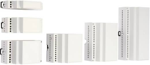 Hutschienen-Gehäuse 70 x 90 x 55.8 ABS Licht-Grau (RAL 7035) MR4 / CB FA 7035 ABS 1 St.