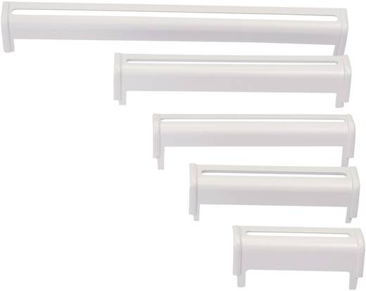 9KAL RAL7035 ABS Klemmenabdeckung ABS Licht-Grau (RAL 7035) (L x B) 157.5 mm x 14.3 mm 1 St.