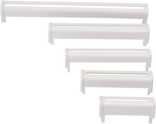 Klemmenabdeckung ABS Licht-Grau (RAL 7035) (L x B) 157.5 mm x 14.3 mm 9KAL RAL7035 ABS 1 St.