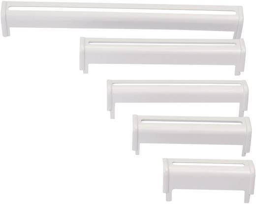 Klemmenabdeckung ABS Licht-Grau (RAL 7035) (L x B) 70 mm x 14.3 mm 4KAL RAL7035 ABS 1 St.