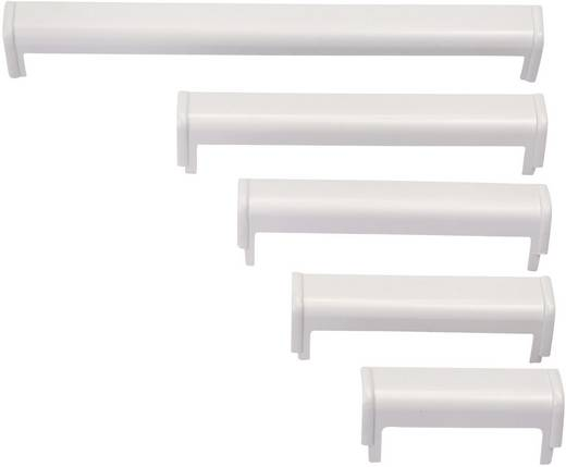 Klemmenabdeckung geschlossen ABS Licht-Grau (RAL 7035) (L x B) 157.5 mm x 14.3 mm 9KCL RAL7035 ABS 1 St.