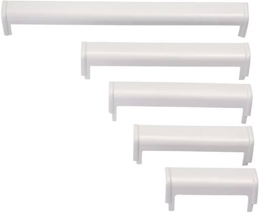 Klemmenabdeckung geschlossen ABS Licht-Grau (RAL 7035) (L x B) 70 mm x 14.3 mm 4KCL RAL7035 ABS 1 St.