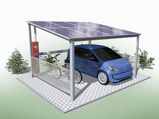 solar carport schindler alusystemtechnik sep4034 stand kaufen. Black Bedroom Furniture Sets. Home Design Ideas