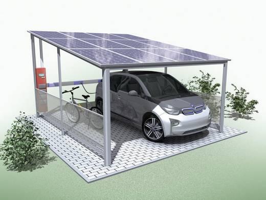 Solar Carport Schindler Alusystemtechnik SEP4051 Stand