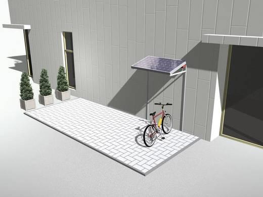 Solar Bikeport Schindler Alusystemtechnik SEP1710 Wand