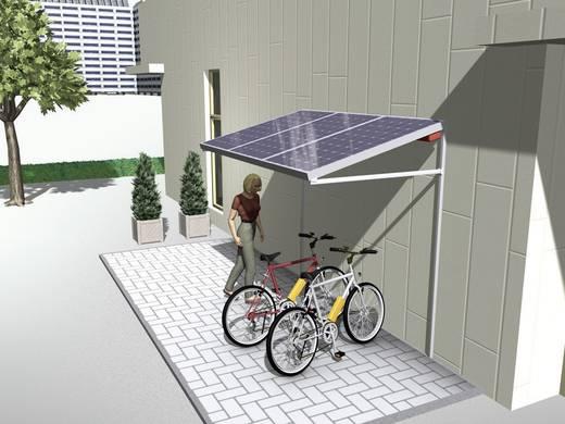 Solar Bikeport Schindler Alusystemtechnik SEP3017 Wand
