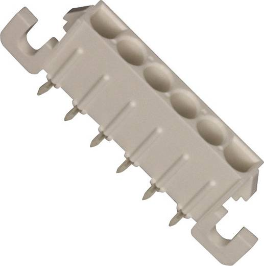 Buchsengehäuse-Platine Universal-MATE-N-LOK Polzahl Gesamt 3 TE Connectivity 643228-1 1 St.