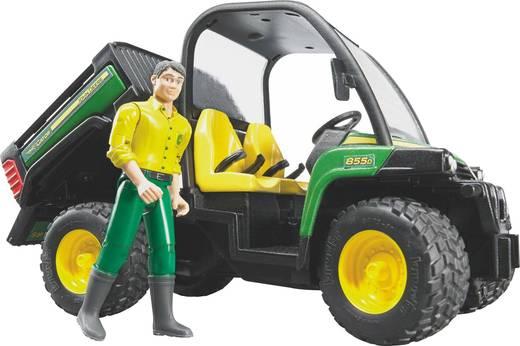 Bruder John Deere Gator 8550 mit Fahrer