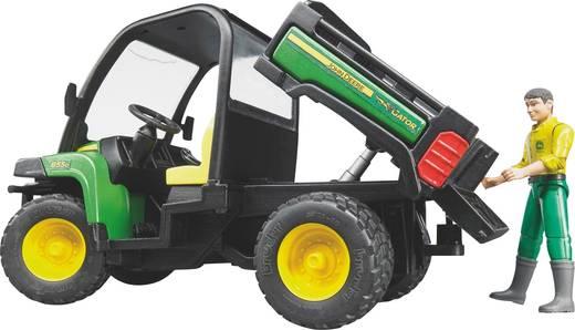 John Deere Gator 8550 mit Fahrer