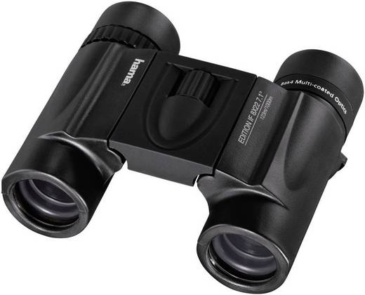 Fernglas Hama Premium Edition 8 x 22 mm Schwarz