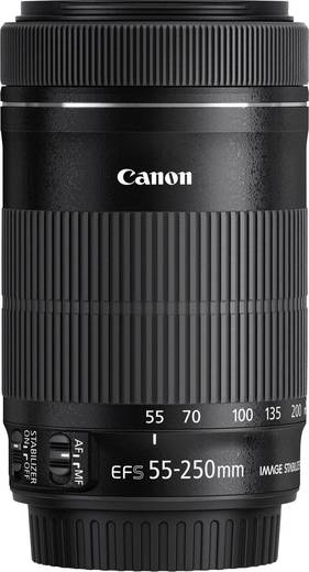 Tele-Objektiv Canon EF-S 55-250 mm IS STM f/4 - 5.6 55 - 250 mm
