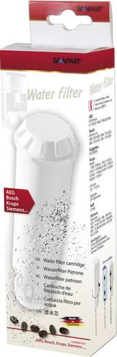 ScanPart Wasserfilter-Partone für Kaffeemaschinen von AEG, Bosch, Krups und Siemens 1 Stück