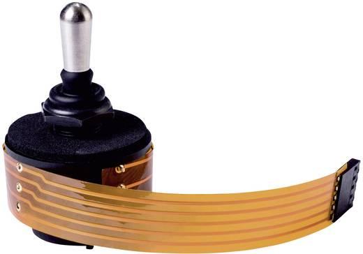 Joystick 125 V/AC Knebel Flachband, Federleiste IP67 APEM NZAA100 1 St.