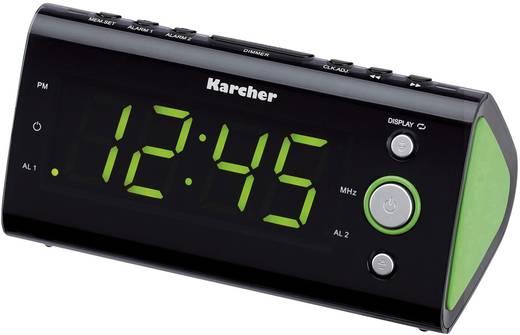 UKW Radiowecker Karcher UR 1040 UKW Grün