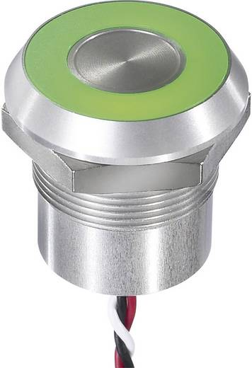 APEM CPB3210000NGSC Sensortaster 12 V 0.2 A IP68, IP69K tastend 1 St.