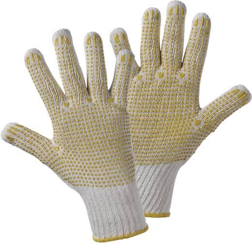Upixx 1132 Strickhandschuh PVC-Punktbeschichtet 65% Polyester, 35% Baumwolle Größe (Handschuhe): 8, M