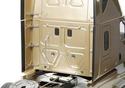 Tamiya 300056340 Freightliner Cascadia 1:14 Elektro RC Modell-LKW Bausatz