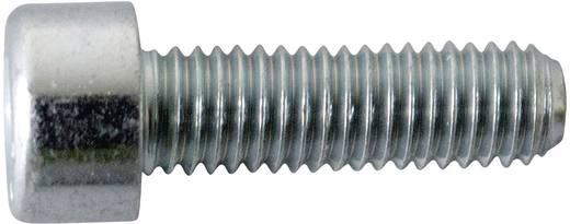 Zylinderkopfschraube DIN 912 M4 x 12 mm Passend für: renkforce RF1000