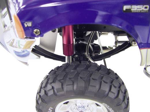 Tamiya Ford F-350 High Lift Brushed 1:10 RC Modellauto Elektro Monstertruck Allradantrieb Bausatz