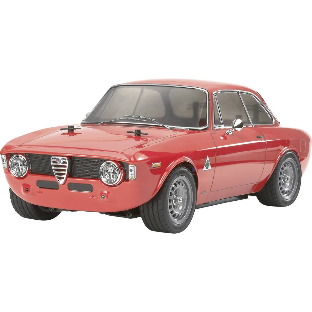 voiture de tourisme lectrique tamiya alfa romeo giulia sprint gta 300058486 propulsion arri re. Black Bedroom Furniture Sets. Home Design Ideas