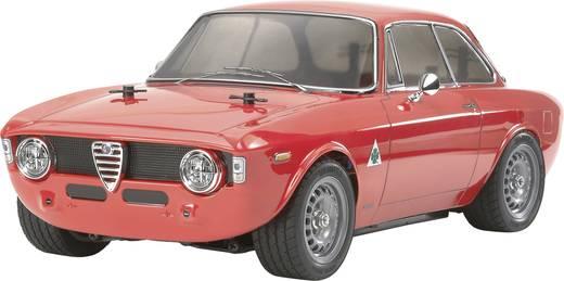 Tamiya Alfa Romeo Giulia Sprint GTA Brushed 1:10 RC Modellauto Elektro Straßenmodell Heckantrieb Bausatz