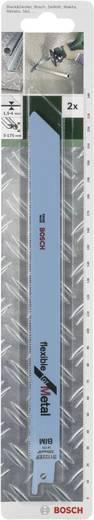 Säbelsägeblatt Bimetall, S 1122 EF Bosch Accessories 2609256708 Sägeblatt-Länge 228 mm