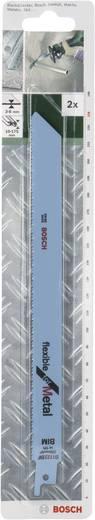 Säbelsägeblatt Bimetall, S 1122 BF Bosch Accessories 2609256707 Sägeblatt-Länge 228 mm