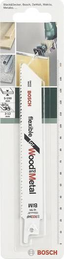 Säbelsägeblatt Bimetall, S 922 HF Bosch Accessories 2609256711 Sägeblatt-Länge 152 mm