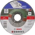 Set de disques à tronçonner à moyeu déporté pour le métal, 5 pcs Bosch 2609256332