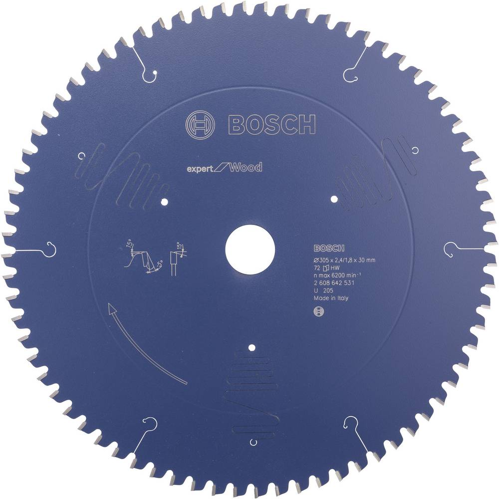 Expert for wood circular saw blade 305 x 30 x 24 mm 72 bosch expert for wood circular saw blade 305 x 30 x 24 mm 72 bosch accessories 2608642531 greentooth Image collections