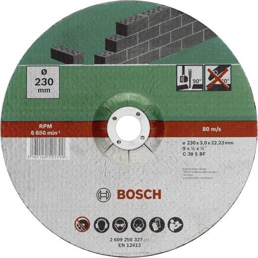 Trennscheibe gekröpft, Stein Bosch Accessories 2609256325 Durchmesser 125 mm 1 St.