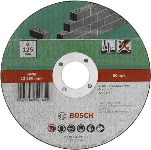 Trennscheibe gerade 115 mm 22.23 mm Bosch Accessories C 30 S BF 2609256328 1 St.