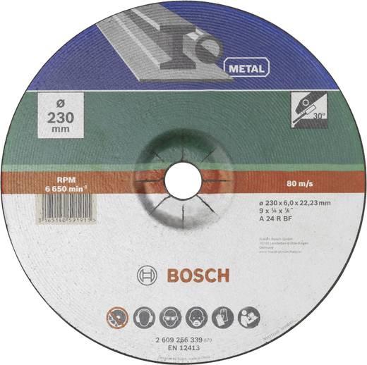 bosch accessories 2609256339 schruppscheibe gekr pft metall 230 mm 1 st kaufen. Black Bedroom Furniture Sets. Home Design Ideas