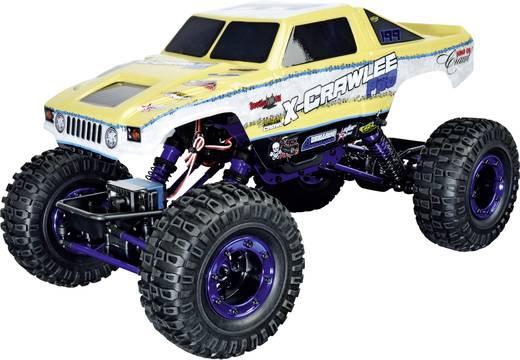 Carson Modellsport Crawlee Brushed 1:10 RC Modellauto Elektro Crawler Allradantrieb 100% RtR 2,4 GHz