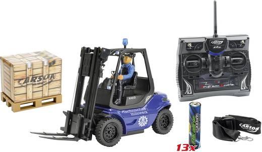 Carson Modellsport THW Gabelstapler 1:14 RC Einsteiger Funktionsmodell Baufahrzeug