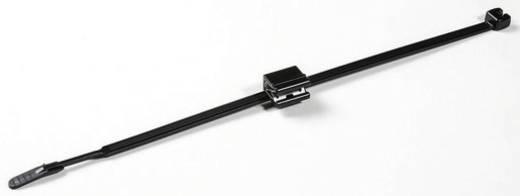 HellermannTyton 156-01088 Q50REC5B Kabelbinder 210 mm Schwarz Kabelbündelung quer der Montage, Kabelbündelung längs der