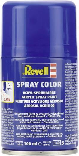 Acrylfarbe Revell Schwarz (matt) 08 Spraydose 100 ml
