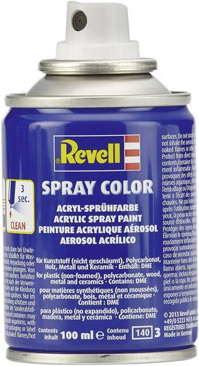 Acrylfarbe Revell Hellgrau (matt) 76 Spraydose 100 ml
