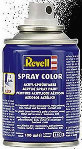Acrylfarbe Revell Schwarz (seidenmatt) 302 Spraydose 100 ml