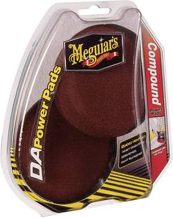 Leštící houbička Meguiars DA Power Pack Compound, G3507, Ø 102 mm, 2 ks