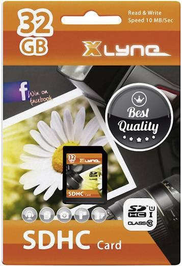 SDHC-Karte 32 GB Xlyne 7332000 Class 10, UHS-I