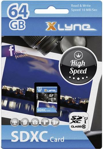 Xlyne 7364000 SDXC-Karte 64 GB Class 10, UHS-I