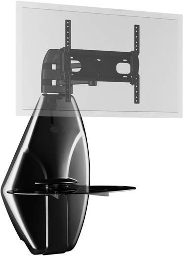 """Meliconi Schwenbare Wandhalterung TV-Wandhalterung 127,0 cm (50"""") Neigbar+Schwenkbar"""
